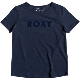 Roxy Red Sunset A Camiseta manga corta Mujer, dress blues